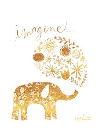 Imagine Elephant by Katie Doucette