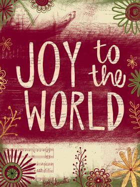 Joy to the World by Katie Doucette
