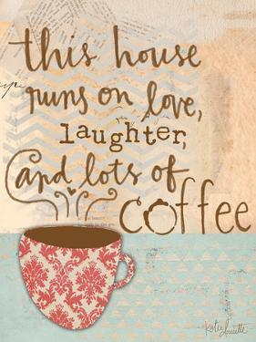 Laughter and Coffee by Katie Doucette