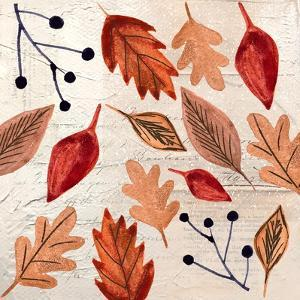 Leaves by Katie Doucette