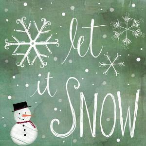 Let it Snow by Katie Doucette