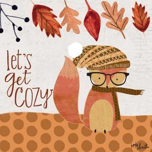 Let's Get Cozy by Katie Doucette