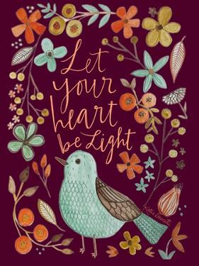 Let Your Heart Be Light by Katie Doucette