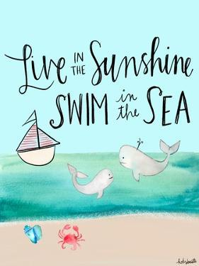 Live in the Sunshine, Swim in the Sea by Katie Doucette