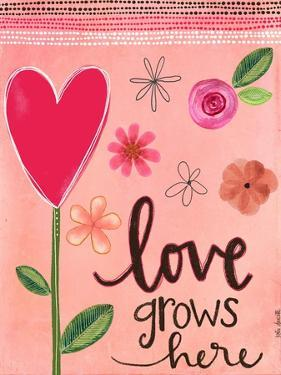 Love Grows Here by Katie Doucette
