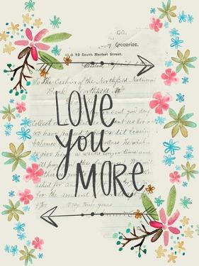 Love You More by Katie Doucette