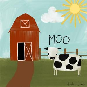 Moo by Katie Doucette
