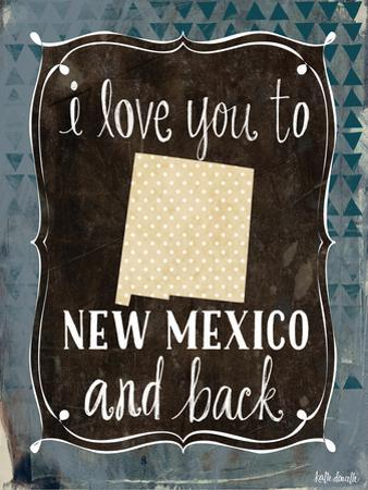 New Mexico and Back by Katie Doucette