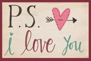 P.S. I Love You by Katie Doucette