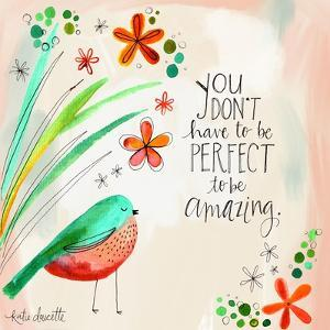 Perfect Amazing by Katie Doucette
