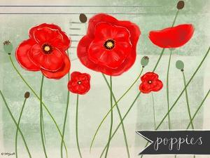 Poppies by Katie Doucette