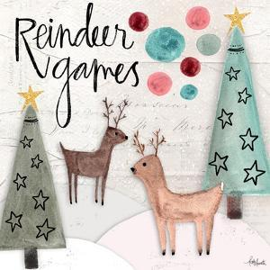 Reindeer Games by Katie Doucette