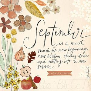 September by Katie Doucette
