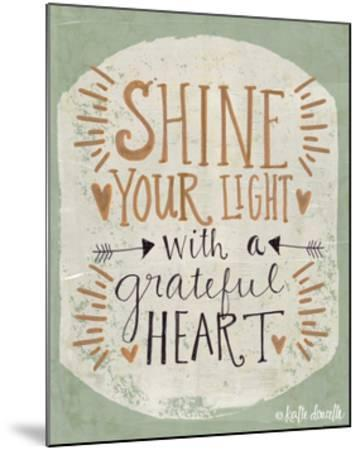 Shine Your Light by Katie Doucette
