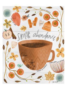 Simple Abundance by Katie Doucette
