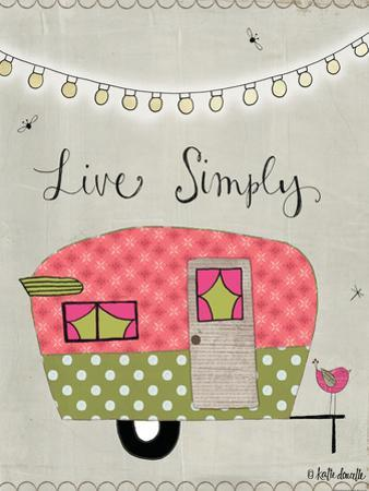 Simple Camper by Katie Doucette