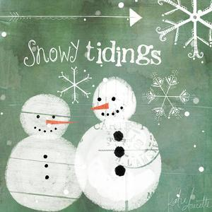 Snowy Tidings by Katie Doucette