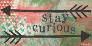 Stay Curious by Katie Doucette