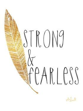 Strong and Fearless by Katie Doucette
