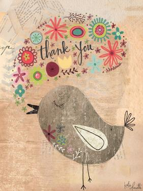 Thank You Bird by Katie Doucette