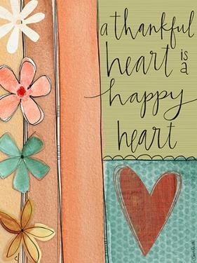 Thankful Heart by Katie Doucette