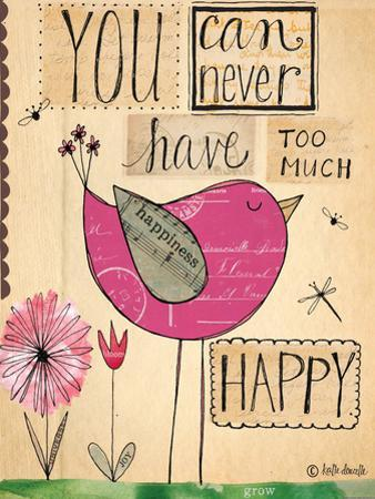 Too Much Happy by Katie Doucette