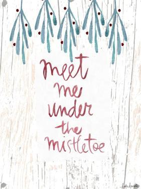 Under the Mistletoe by Katie Doucette