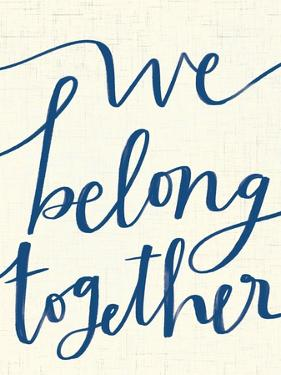 We Belong Together by Katie Doucette