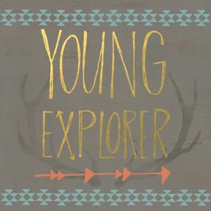 Young Explorer by Katie Doucette