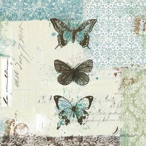 Bees n Butterflies No. 2 by Katie Pertiet