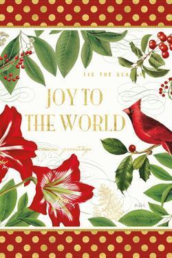 Christmas Garden VI by Katie Pertiet