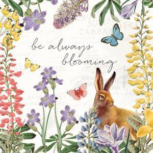Easter Garden III by Katie Pertiet