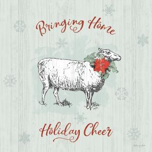 Farmhouse Christmas II by Katie Pertiet