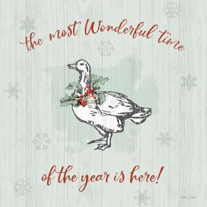 Farmhouse Christmas V by Katie Pertiet