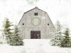 Holiday Barn by Katie Pertiet