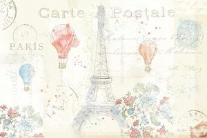 Lighthearted in Paris I by Katie Pertiet