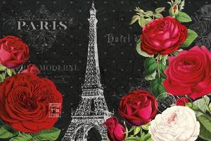Rouge Paris I Black by Katie Pertiet