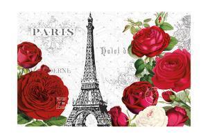 Rouge Paris I by Katie Pertiet