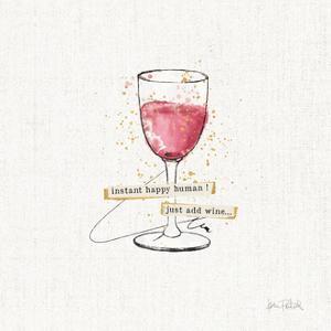 Thoughtful Vines III by Katie Pertiet
