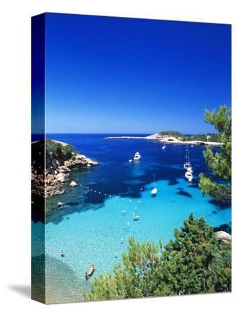 Coast Nearby Portinatx, Ibiza, Balearic Islands, Spain by Katja Kreder