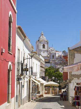 Old Town of Lagos, Algarve, Portugal by Katja Kreder