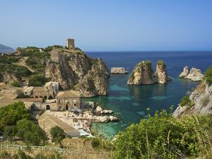 Scopello, Sicily, Italy by Katja Kreder