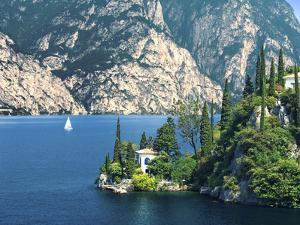 Villa Near Malcesine, Lake Garda, Italy by Katja Kreder