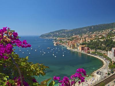 Villefranche-sur-Mer, Cote D´Azur, Alpes-Maritimes, Provence-Alpes-Cote D'Azur, France by Katja Kreder