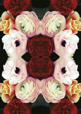 Fleuri Mirrors by Katja Marzahn