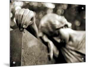 Cemetery Statues, no. 2 by Katrin Adam