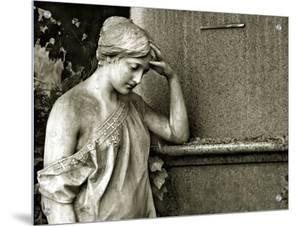 Cemetery Statues, no. 6 by Katrin Adam