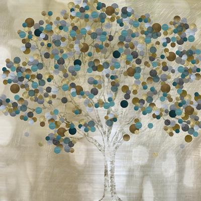 A Teal Tree by Katrina Craven