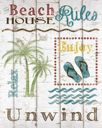 Beach House Rules by Katrina Craven