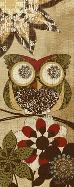 Owls Wisdom I by Katrina Craven